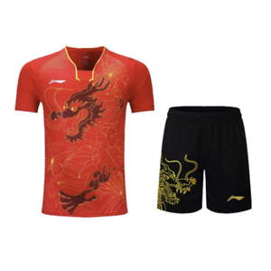 Li Ning Chinese National Table Tennis Team Olympic Kit