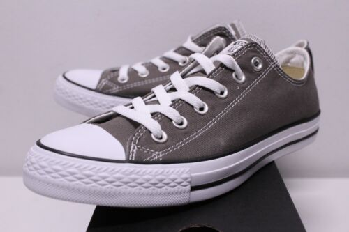 Converse Chuck Taylor All Star Ox Low Charcoal Gray Sneakers Men/'s Size 8-13 New