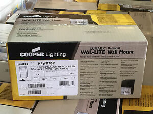 Hpwm70p Cooper Lighting Lumark Wall Mount Hps Security