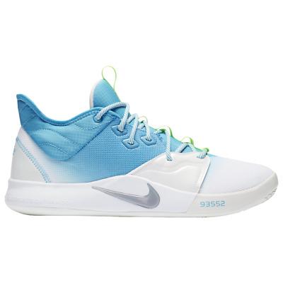 Nike PG 3 Light Blue/White Tint Paul