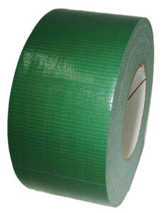 Waterproof UV Resistant White 3//4 in X 60 Yd. Industrial Duct Tape T.R.U