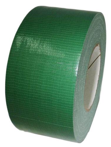 Waterproof UV Resistant Dark Green 3 in X 60 Yd. T.R.U Industrial Duct Tape