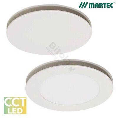 Martec Flow Round Bathroom Exhaust Fan