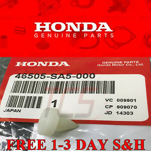 Genuine Oem Honda Brake Clutch Pedal Stopper Pad Ebay