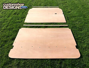 2013-Onward-SWB-Ford-Transit-Custom-Van-6mm-Ply-Roof-Lining-Trim-Kit