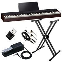 Roland F-20 Digital Piano - Dark Walnut App Pak on sale