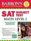 SAT Math Level 2 by Richard Ku (Mixed media product, 2016)