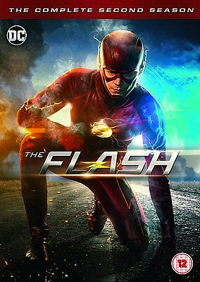 The Flash - Season 2 DVD brand new shrink wrapped