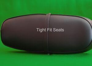 Motorcycle-Seat-Cover-With-Strap-HONDA-CB450-Black-Bomber-NO-HONDA-LOGO