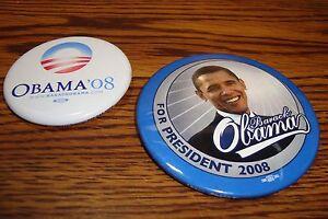Historical-Collectable-Barack-OBAMA-For-President-2008-PHOTO-Bonus-Pin