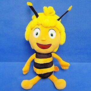 BIENE-MAYA-STOFFTIER-SCHLENKER-GELB-35-CM-STUDIO-100-KUSCHELTIER-MAJA-2013-BEE