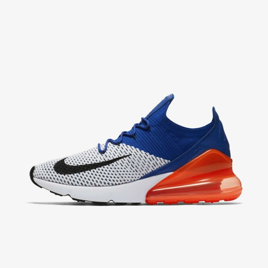 Nike Air Max 270 Flyknit USA Running shoes Sneakers AO1023-101 US 5-13
