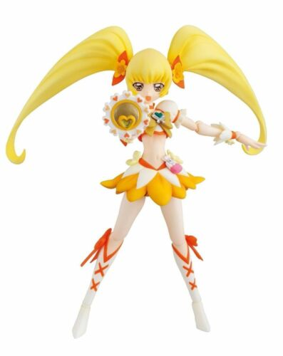 S.H.Figuarts Heart Catch Precure CURE SUNSHINE Action Figure BANDAI from Japan