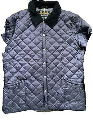 barbour quilted jacket Size Extra Large Mens Gore Tex ...