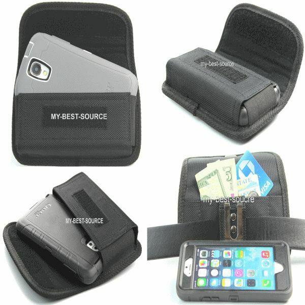 new style 99a24 928e0 (a34) Belt Clip Holster Samsung Galaxy Mega 6.3 for OtterBox Defender Case  on
