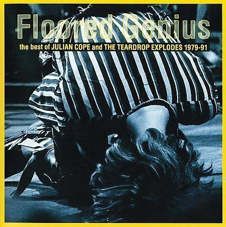 1 of 1 - JULIAN COPE & THE TEARDROP EXPLODES Floored Genius The Best Of 1979-91 CD NEW