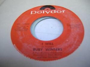Ruby Winters Just A Dream I Dont Want To Hurt Nobody