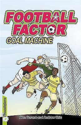 1 of 1 - Goal Machine by Alan Durant (Paperback, 2013)-9780750279826-G047