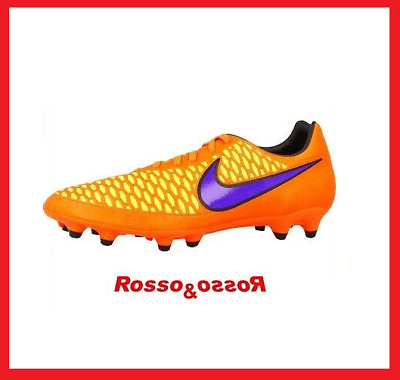 Scarpe da calcio NIKE Magista Onda FG da uomo ragazzo 44,5 Arancio Arancioni | eBay