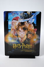 Harry Potter and the Philosopher's Stone Lenticular Magnetic Steelbook Cover
