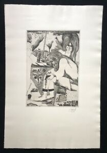 Pit-Morell-Karlchen-Radierung-1955-handsigniert-und-datiert