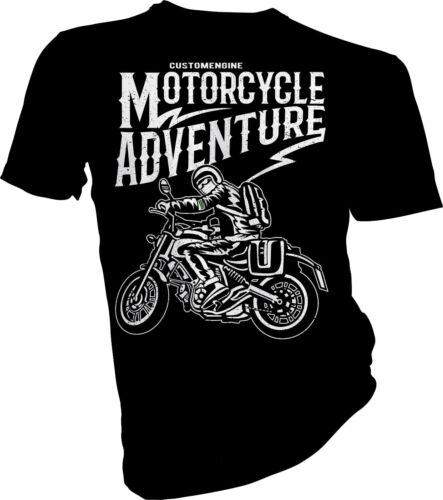 MC Adult /& Kids T-Shirt Motorcycle Adventure Race Bike Biker Racing