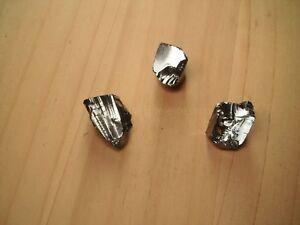 LOTTO-3-pietre-di-SHUNGITE-ELITE-Minerale-Naturale-PIETRA-Grezza-Kit-di-15-g