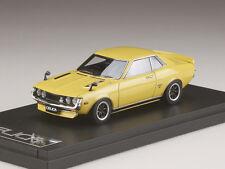 MARK43 PM4351SY 1:43 Toyota Celica (TA22) sports wheel Yellow