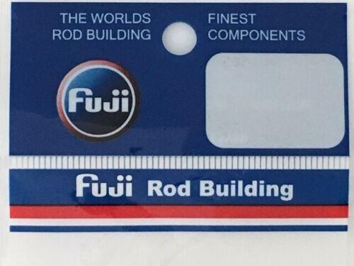 Fuji SVOG Polished Stainless O Ring Rod Guide SIze 6,7,8,10,12,16,20,25,30,40