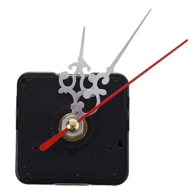 2X(Maquinaria Reloj Movimiento Mecanismo Agujas de Segundo Minuto Hora DIY R9G9)