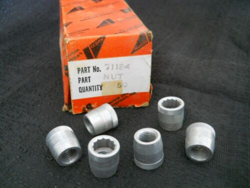 One 1 NEW Lycoming 71134 Narrow Deck Nut