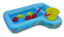 Planschbecken Wasserspielplatz Eimer Babypool Kinderpool Pool Schwimmbecken