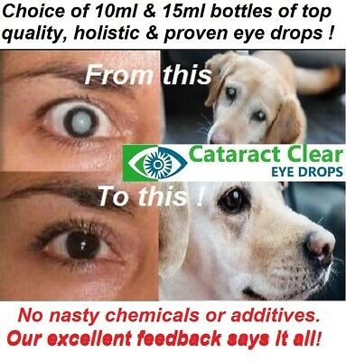 Super Cataract Eye Drops Proven To Work