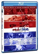 RED VS BLUE SEASON 14 New Sealed Blu-ray + DVD RvB Halo