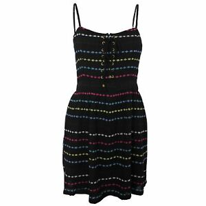 Tamara Carnival Geo Dress Back Womens Superdry 1qnfOO