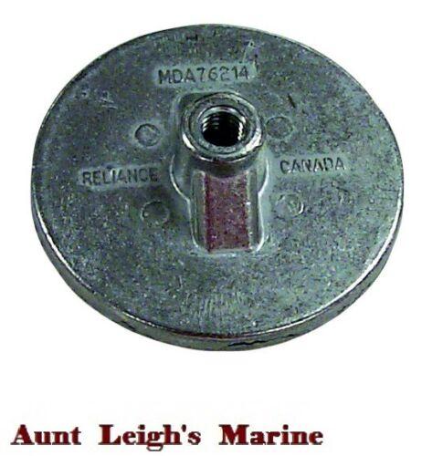 Magnesium Anode Flat Trim Tab Plate Mercury 18-6244 76214 76214T3 76214Q5