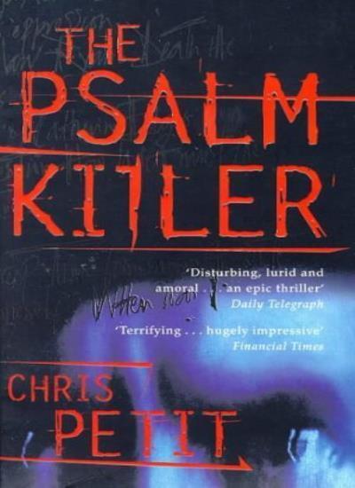 The Psalm Killer,Chris Petit