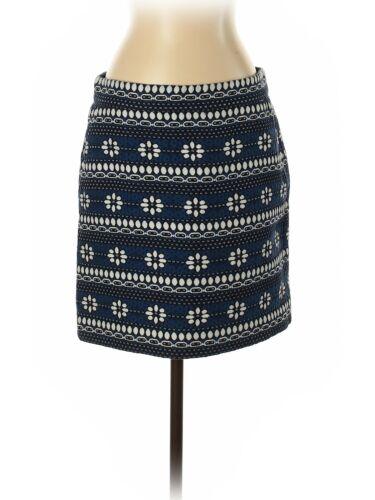 J. Crew Women Blue Casual Skirt 4
