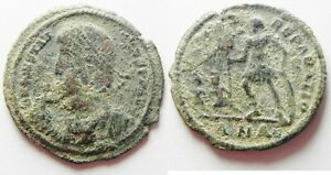 As Found Be Shrewd In Money Matters aa4758 Constantius Ii Ae Cent Aggressive Zurqieh