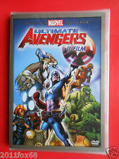 film,dvds,movie,ultimate avengers,capitan america,hulk,thor,iron man,vedova nera