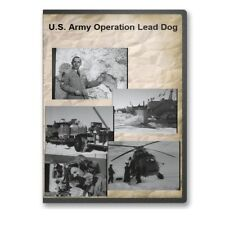 U.S. Army Operation Lead Dog (North Pole) Big Picture Documentary DVD - A859