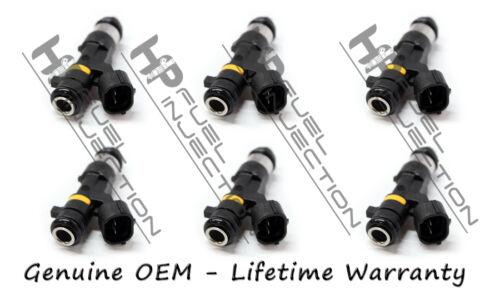 Rebuilt Upgrade Genuine Bosch OEM Fuel Injector Set 0280158042 Nissan Infiniti