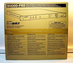 Panamax-M4000-PRO-BlueBOLT-Power-Conditioner