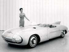 """1956 Pontiac Club De Mer Concept Car 11 x 14""""  Photo Print"""