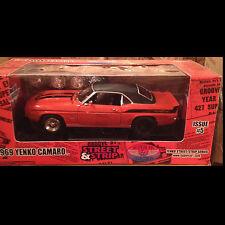 1969 YENKO Camaro ORANGE 1:18 Ertl American Muscle 29501