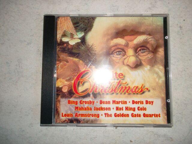 White Christmas von Various Artists (1996) CD Weihnachten Golden Gate Quartet ua
