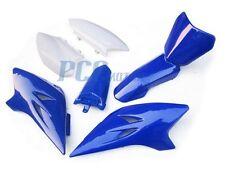 TTR50 TTR 50 NEW YAMAHA  PLASTICS FENDER KIT BLUE 9 PS56