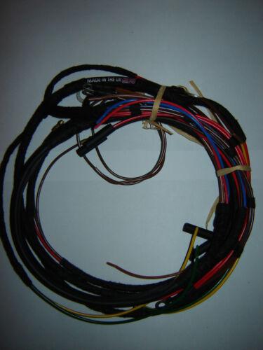 Ariel Singles Wiring Harness Loom 1951 to 1958 350 500 600 NH VH VB Red Hunter