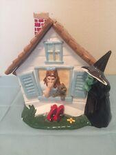 Warner Brothers Wizard Of Oz Cookie Jar