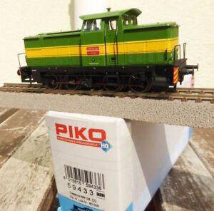 Piko-59433-Diesellok-V-60-008-der-CSD-ex-DR-BR-106-Ep-4-5-mit-DSS-LED-in-OVP